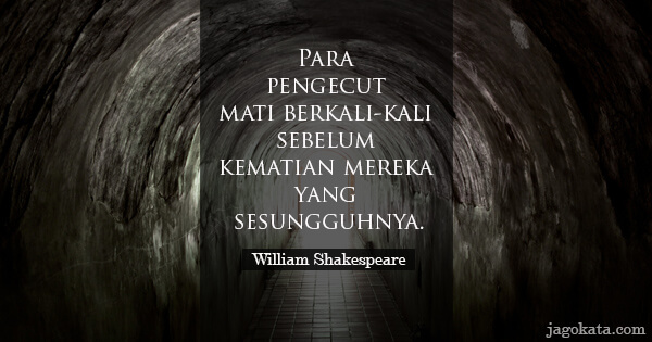 241 Kata Kata William Shakespeare Jagokata