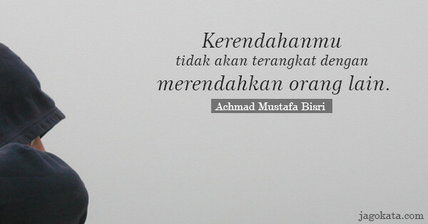 44 Kata Kata Achmad Mustafa Bisri Jagokata