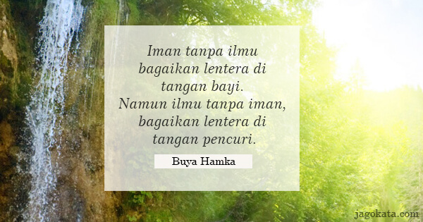 69 Kata Kata Buya Hamka Jagokata