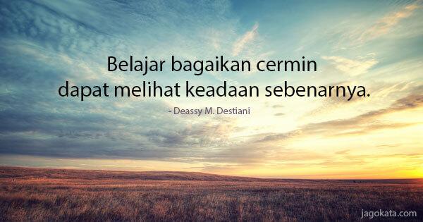Deassy M Destiani Banyak Orang Tak Menyangka Mereka Juga
