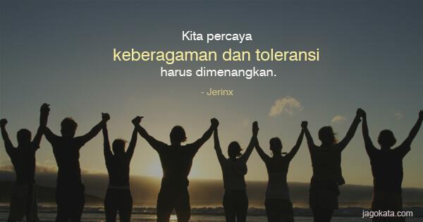 toleransi - Quotes, Kata kata, Kata Mutiara, Kata Bijak