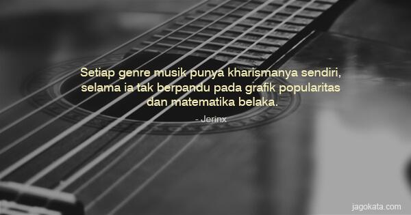 184 Kata Kata Musik Jagokata