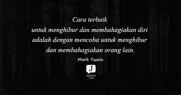 100 Kata Kata Mark Twain Jagokata