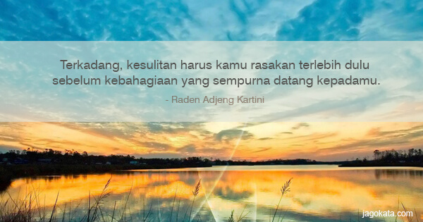 49 Kata Kata Raden Adjeng Kartini Jagokata